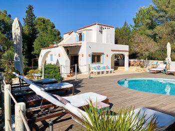 Ibiza Finca Benimussa