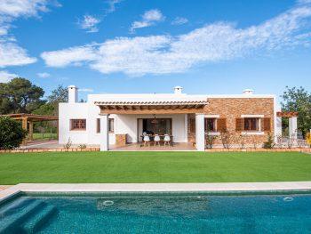 Ibiza-love Casa Luisa garden